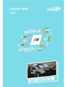 Subaru WRC Rossi