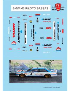 BMW M3 RALLY PRINCIPE DE ASTURIAS