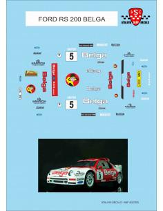 FORD RS 200 BELGA