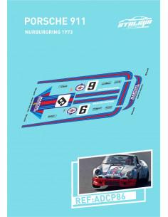 Porsche 911 Nurburgring 1973