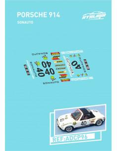 Porsche 914 Sonauto