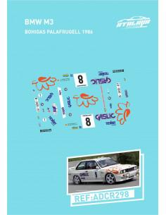 BMW M3 Bohigas Palafrugell 1996