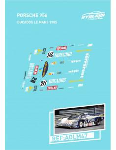 Porsche 956 Ducados LeMans 1985