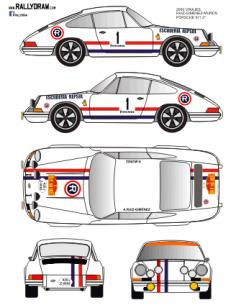 Porsche 911 Ruiz Gimenez 2000 virajes 70