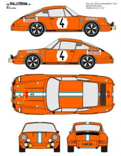 Porsche 911 Reverter VascoNavarro 1970