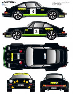 Porsche 911 Muñoz 500km 1979