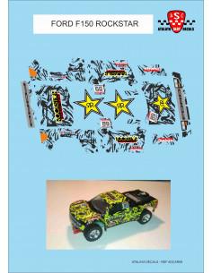 FORD F150 ROCKSTAR AMARILLA