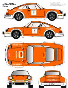 Porsche 911 Etchebers VascoNavarro 1979