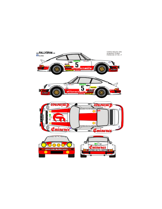 Porsche 911 Almeras Corte Ingles 1982