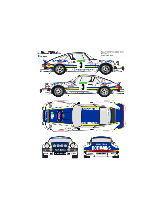 Porsche 911 Beny Corte Ingles 1982