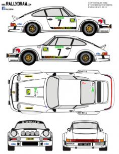 Porsche 911 Etchebers Corte Ingles 1982
