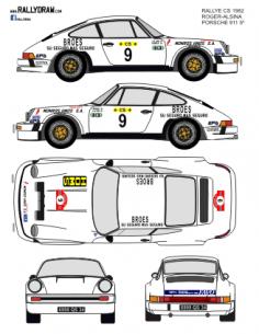 Porsche 911 Roger CS 1982