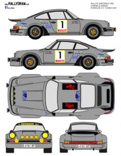 Porsche 911 Candela Emporda 1982