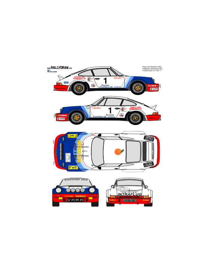 Porsche 911 Piñeiro Pazos 1982