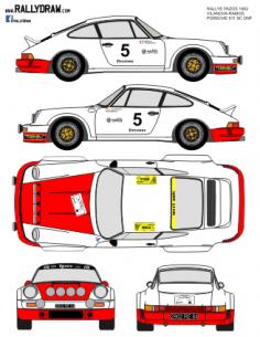 Porsche 911 Vilanova Pazos 1982