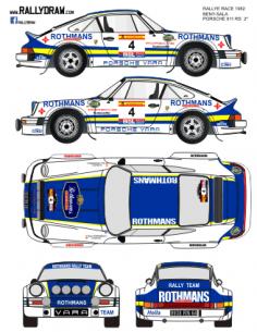 Porsche 911 Beny Race 1982
