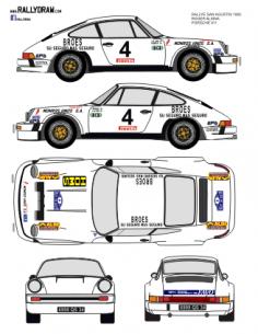 Porsche 911 Roger San Agustin 1982