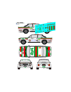 Fiat 131 Mandelli Costa Brava 1982