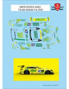 Mercedes-AMG Team HTP MANN FILTER 1/32