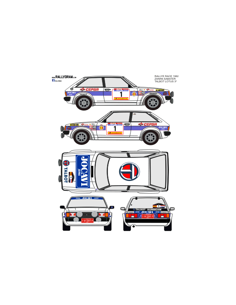 Talbot Lotus Zanini Race 1982