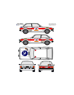 Talbot Lotus Bayo Race 1982