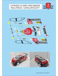 CITROEN C3 WRC 1/24