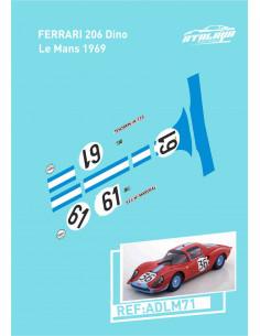 Ferrari 333 SP Giesse Le Mans 1999