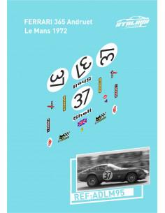 Ferrari 340 MM Le Mans 1952
