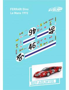 Ferrari Dino Le Mans 1972