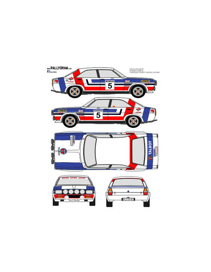 Chrysler 180 Pio 500km 1980