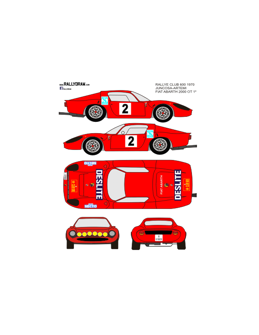 Fiat Abarth 1300 OT Juncosa 600 1970