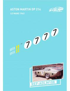 Aston Martin DP 214 Le Mans