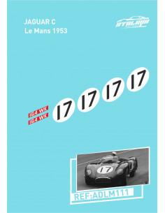 Jaguar C Le Mans 1953