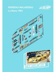 Rondeau Malardeau Le Mans 1983