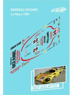 Rondeau Oceanic Le Mans 1981