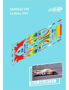 Rondeau VSD Le Mans 1979