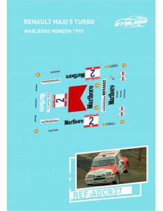 Renault Maxi 5 Turbo Marlboro Monzon 1992