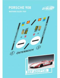 Porsche 908 Watkins Glen 1969
