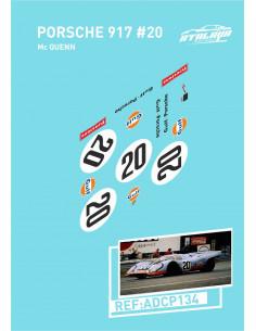 Porsche 917 20 M cQueen