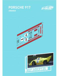Porsche 917 Kremer