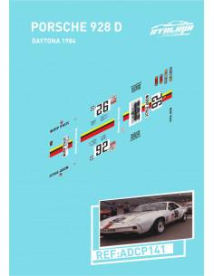 Porsche 928 S Daytona 1984