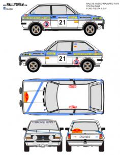 Ford Fiesta Sousa VascoNavarro 1978