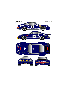 Porsche 911 Caba Catalunya 1977