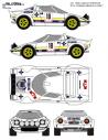 Lancia Stratos Cobian CS 1980