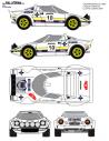 Lancia Stratos Llopis Rioja 1980