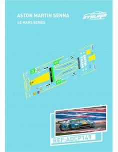 Aston Martin Senna Le Mans Series