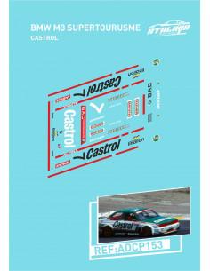 BMW M3 Sonny Bassas CET