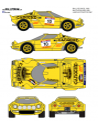 Lancia Stratos Balcazar Race 1982