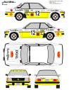 Opel Ascona Beny Catalunya 1980