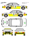 Opel Ascona Beny Corte Ingles 1980